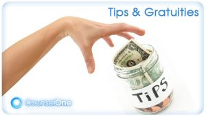 Tips & Gratuities in California