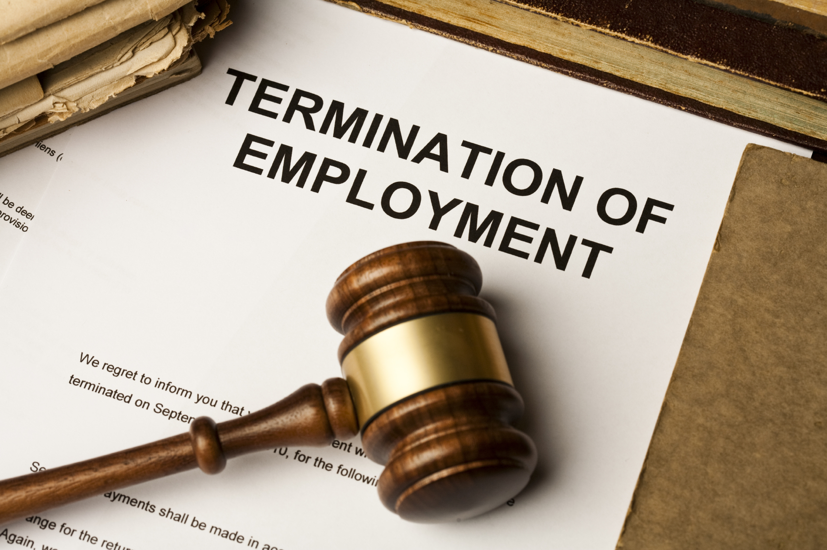 Wrongful Termination Attorney