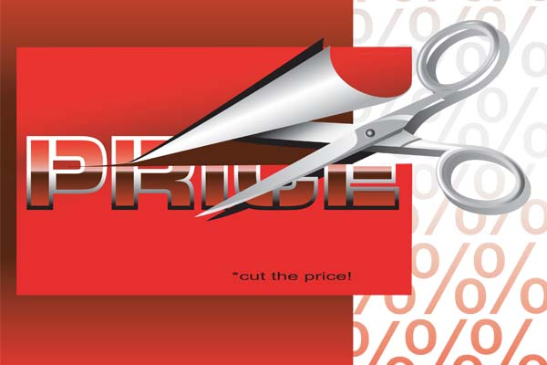 Price Cutting Logo