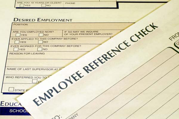 Picture of HR Paperwork