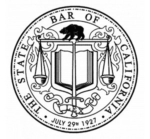 California State Bar Seal
