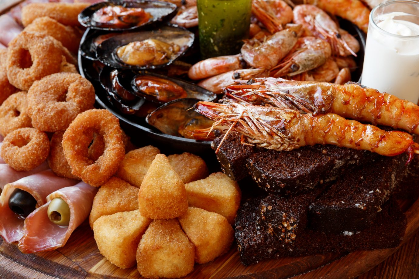 Picture of Cajun Food