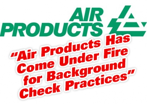 Air Products Investigation